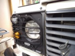 LRS Defender Full Lamp Guard Set